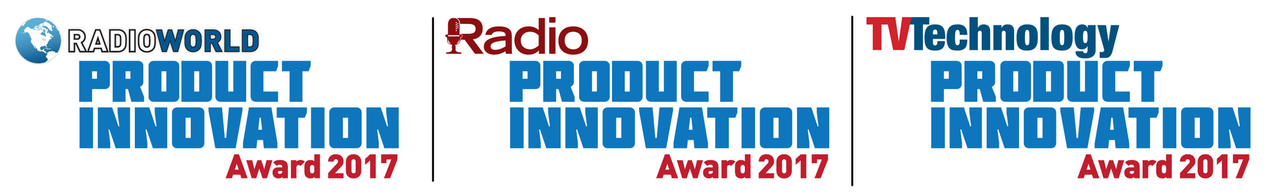 RW RADIO TVT Prod Innovation Award logo 2017 rev