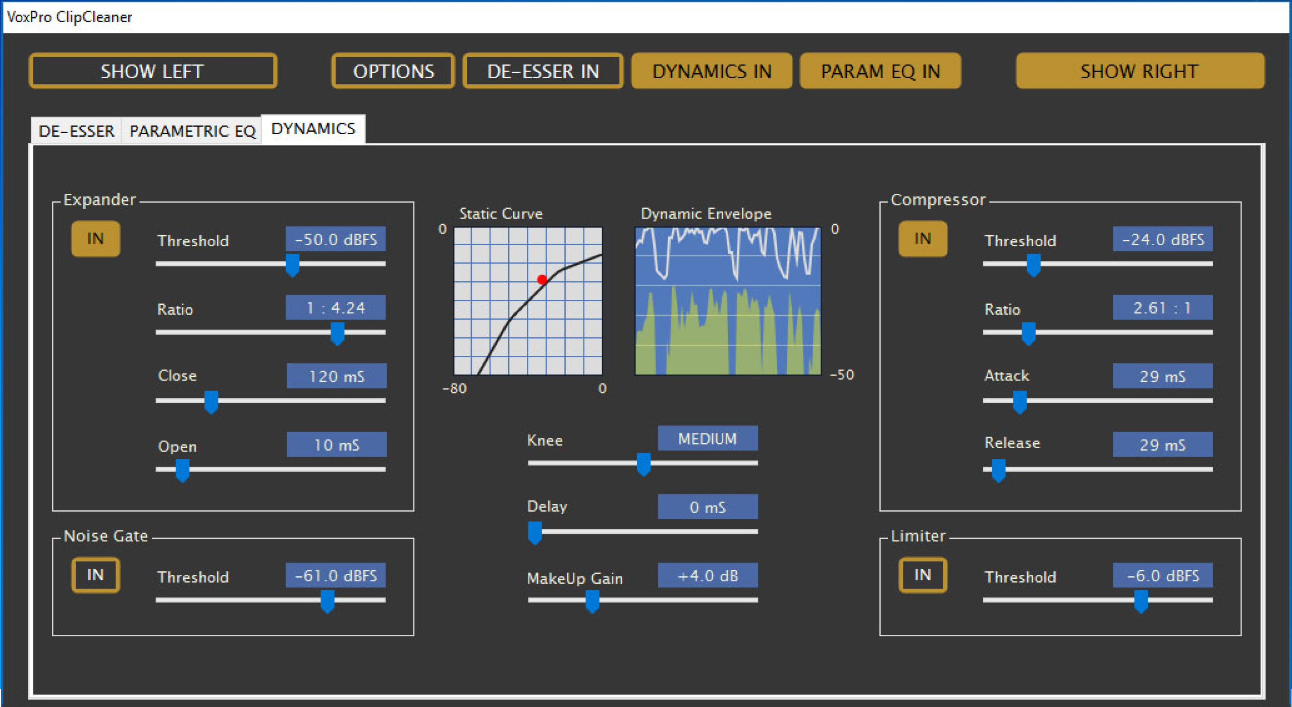 VoxPro Recorder/Editor
